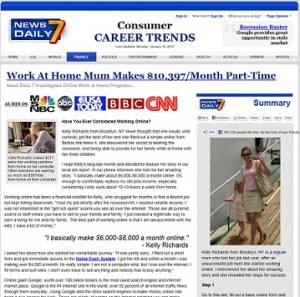 """The Typical Online Work-From-Home """"opportunity"""""""