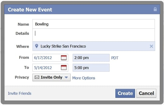 open facebook invitation to party chaos ensues  thatsnonsense, Party invitations