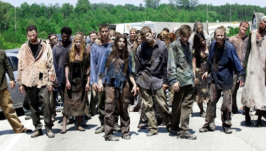 Ebola victims rising from the dead as zombies?