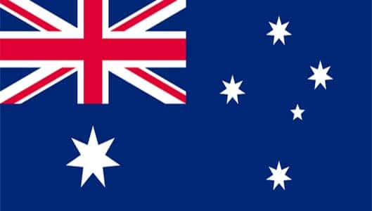 Are Facebook banning the national Australian flag?