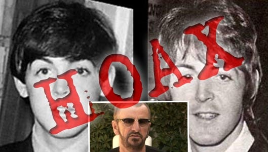 Ringo Starr And The Paul McCartney Death Confession