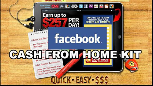 Work From Home Facebook Fortune - Fortune Works - Home Facebook