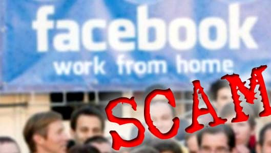 Facebook work from home programs – legitimate or scams?