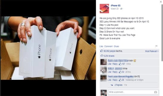 iphone6s-spam