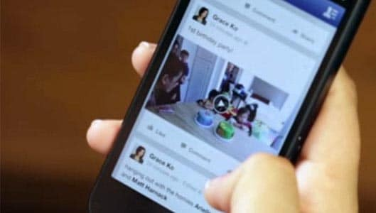 How to disable auto-play videos on Facebook