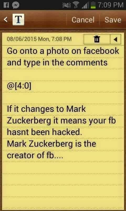 Does 40 In Comments Show Mark Zuckerbergs Name Why