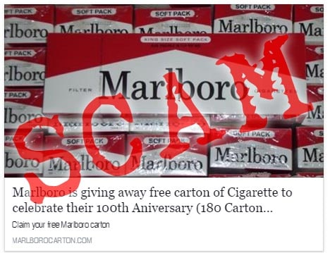 Buy cigarettes Marlboro in Sydney