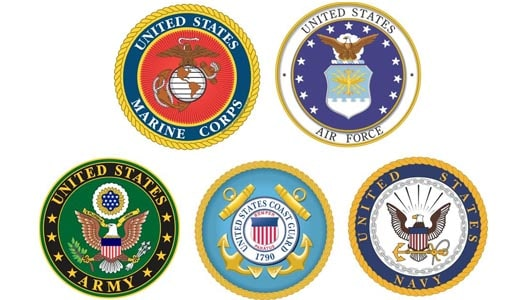 Is Facebook banning military emblems? Answer: No.