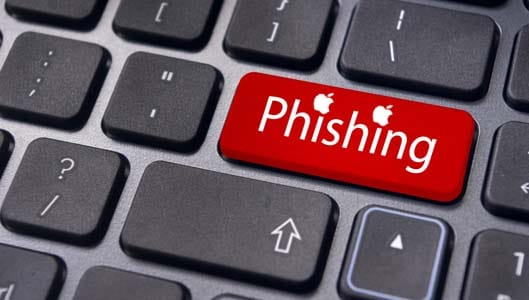 How to spot an Apple email phishing scam with examples