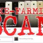 This is what a like-farming Facebook page looks like