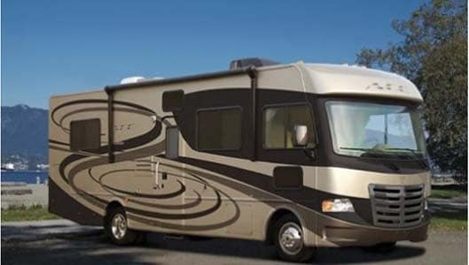 Win a Luxury RV for sharing a Facebook post? No