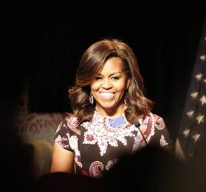 Did Michelle Obama plagiarise 2008 speech from Stephen Covey?