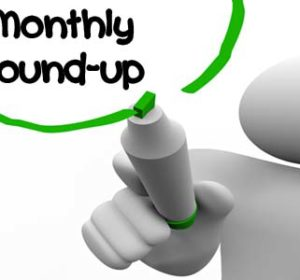 August 2016 Monthly Round-Up