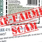Scam – £75 Morrisons coupon for anniversary Facebook post
