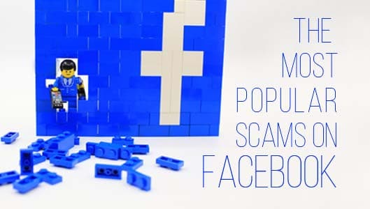 The most popular scams on Facebook