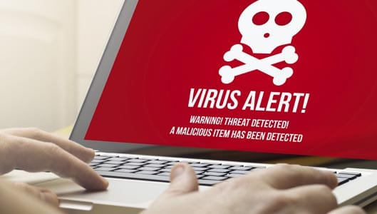 The ransomware that unlocks your files if you infect your friends…