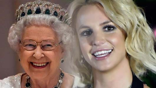 Britney and the Queen face death hoaxes in last week of 2016
