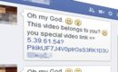 "Watch out for ""You are in this video?"" links on Facebook Messenger"