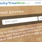 Can Family Tree Now give strangers your personal information?