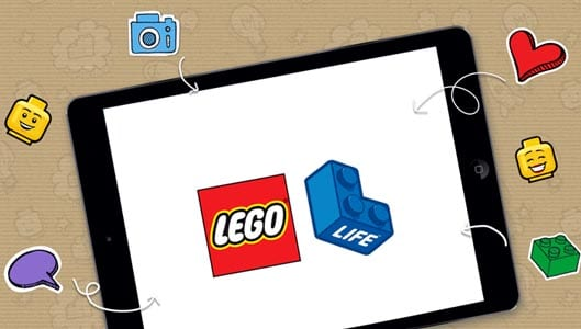LEGO introduce social networking app, and it's child friendly!