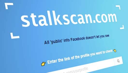 "New ""stalker"" website demonstrates how creepy Facebook can be"