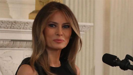 Melania Trump wants to give you $20 million. Well, not really.
