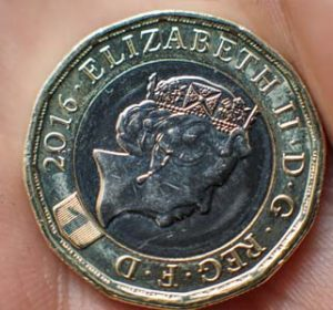 Are new UK £1 coins dated 2016 rare or valuable?