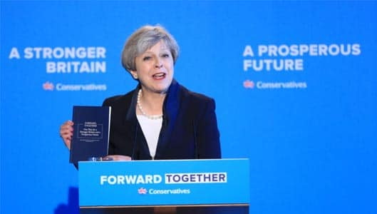 Tory manifesto proposes increasingly regulated and controlled Internet