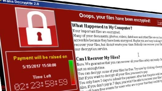 Lessons learned from the WannaCry ransomware attacks