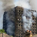 How sick spammers are exploiting the Grenfell Tower fire