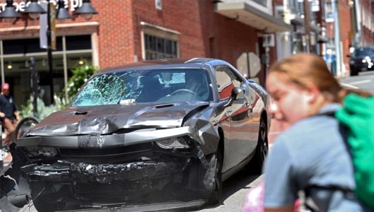 Man misidentified as Charlottesville attacker had to flee home; now plans on suing