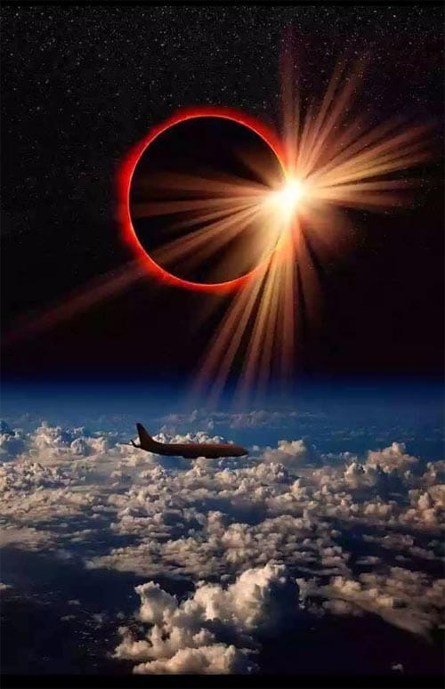 Here Are The Fake Photos Of The 2017 Solar Eclipse