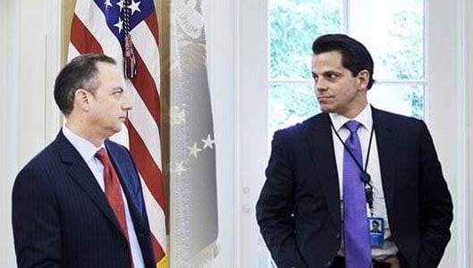 Prankster tricks top White House staff using simple emails