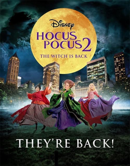 Over The Years There Has Been No Shortage Of Speculation A Sequel To Hocus Pocus And Original Cast Have Asked Question Many Times During