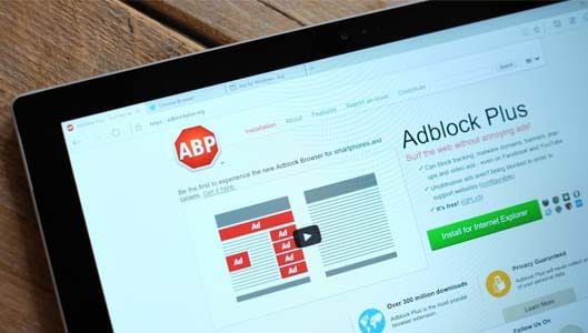 Fake Adblock Plus extension installed by 37,000 users