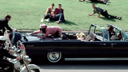 Fake photos of JFK assassination actually come from TV movies