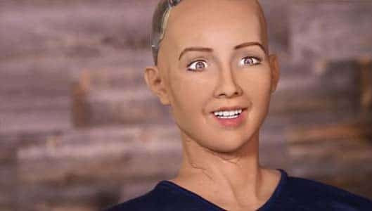 Has Saudi Arabia beheaded Sophia the robot? No, it's a satirical story