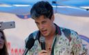 Milo Yiannopoulos falls for fake news story live on air