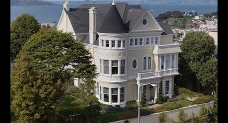 does an image show nancy pelosi s house surrounded by wall fact rh thatsnonsense com pelosi home pelosi home in dc
