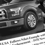 "Is Colin Kaepernick face of Ford USA ""Build FORD Tough"" campaign? Fact Check"