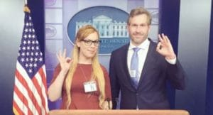 """When does a hoax stop being a hoax? The """"OK"""" sign and """"White Power"""""""