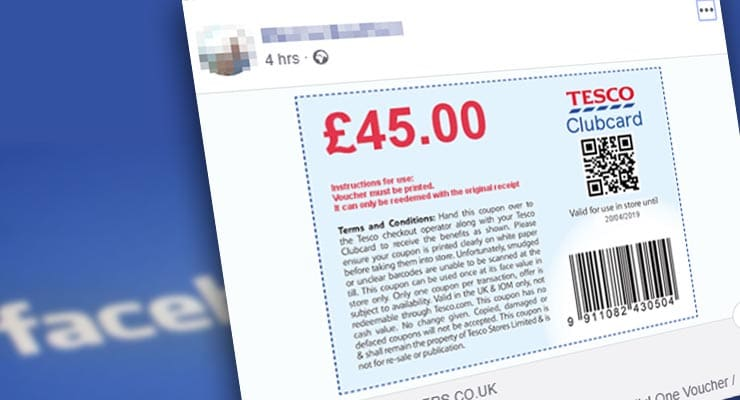 SUBSCRIBE TO OUR EMAIL NEWSLETTER TO GET THE LATEST Tesco VOUCHERS DIRECT TO YOUR INBOX