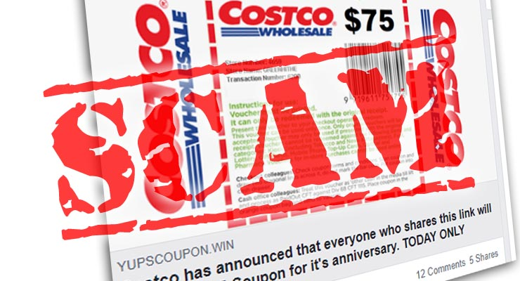 Is Costco Giving Away 75 Coupon For Anniversary Fact Check