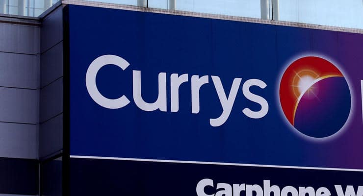 Is Curry S Giving Away Scratched 65inch Tvs Fact Check