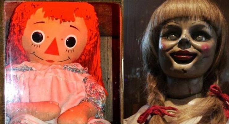 Has the Annabelle doll escaped its museum? Fact Check ...